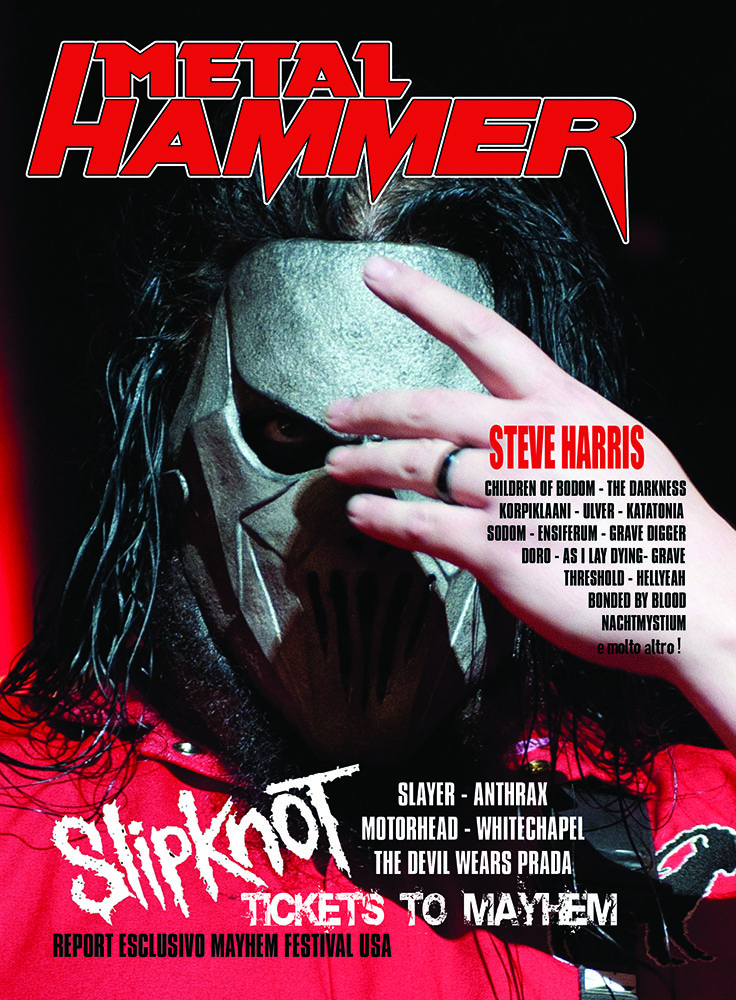 Metal Hammer Cover